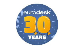 Eurodesk cumple 30 años