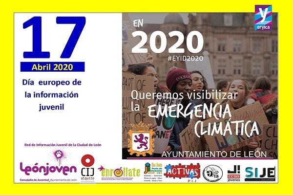 día información juvenil 2020