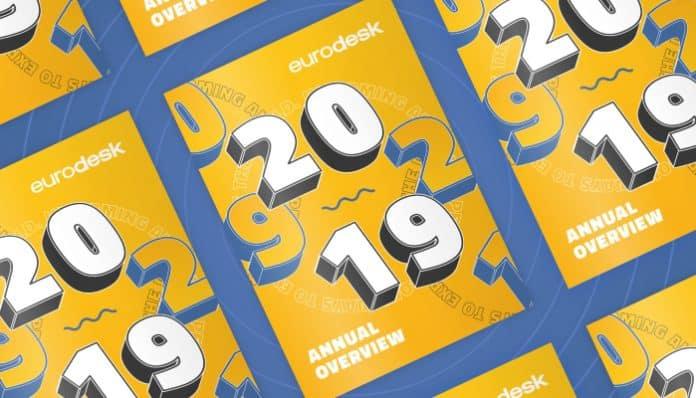 Eurodesk publica su memoria de 2019