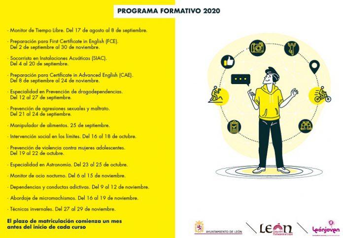 programa formativo leonjoven