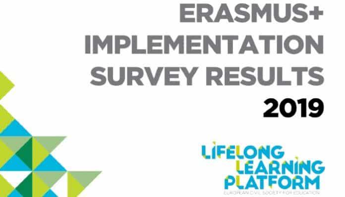 Resultados de la encuesta a beneficiarios de Erasmus+