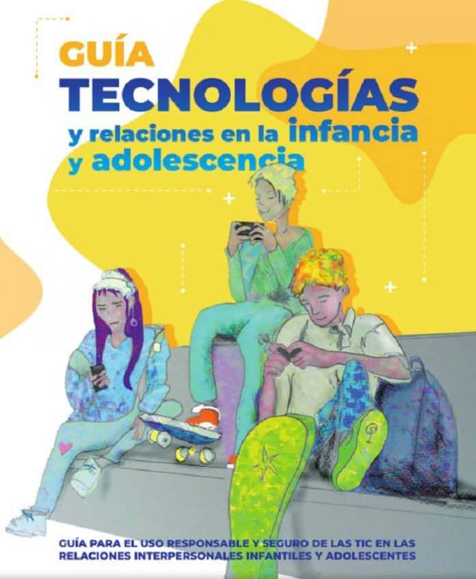 tecnologías infancia adolescencia