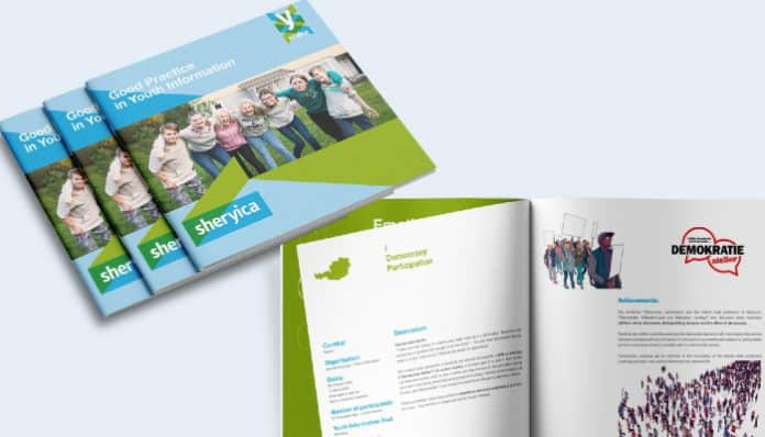 Nueva publicación de ERYICA sobre buenas prácticas en información juvenil 18-09-20