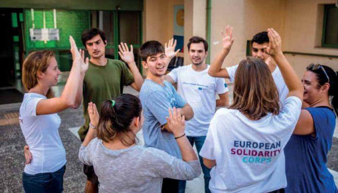 Eliminación de obstáculos en actividades solidarias transfronterizas