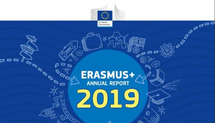 Informe anual 2019 del programa Erasmus+