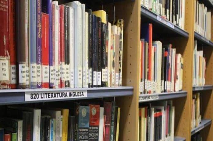 bibliotecas león