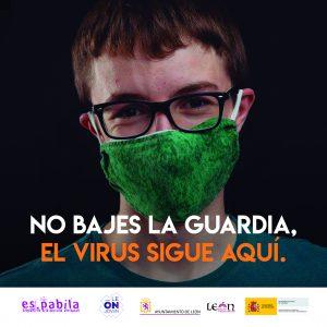 el virus sigue aquí