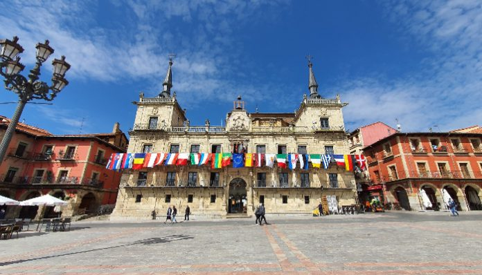 León conmemoró el Día de Europa