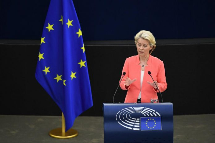 Von der Leyen propondrá que 2022 sea declarado Año de la Juventud Europea